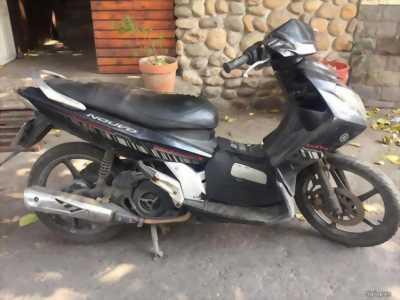 Yamaha Nouvo rc đỏ trắng biển HN chính chủ