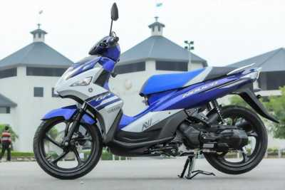 Cần bán Yamaha nouvo 6 màu xanh GP 23.500.000