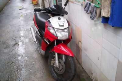 Bán nhanh chiếc xe Nouvo 1 màu đỏ đen