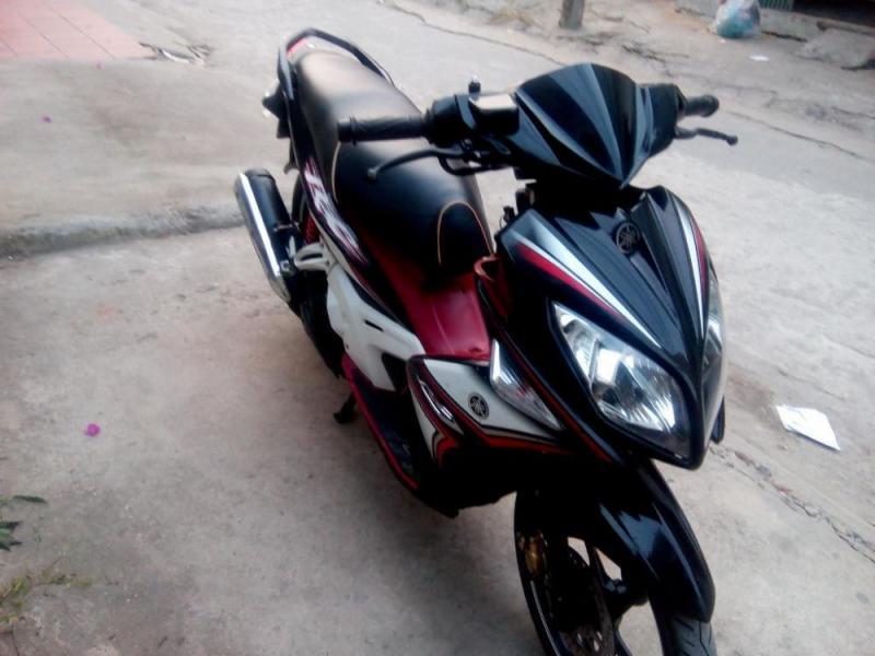 Yamaha Nouvo 135 RC biển 29.5 số nguyên bản
