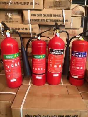 Ở đâu nạp bình chữa cháy giá rẻ