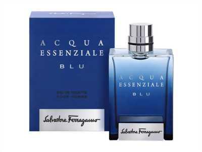 Nước hoa nữ Salvatore Acqua Essenziale.