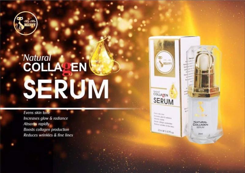 Natural Collagen SERUM MyMiu Beauty