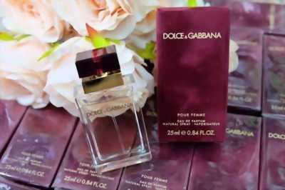 Nước hoa Dolce & Gabbana pour femme