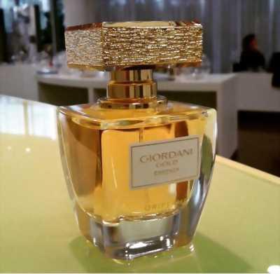 Nước hoa nữ Giordani Gold Parfum_ hương thơm lâu