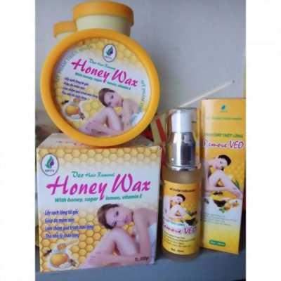 Wax lông và tinh chất triệt lông mật ong Honey Wax