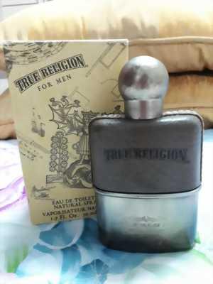 Nước hoa ông địa True Religion For Men (EDT)