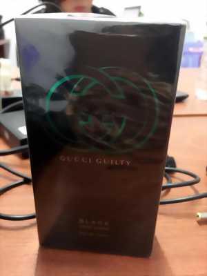 nước hoa gucci black nam 90ml