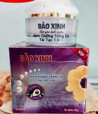 Kem dưỡng trắng tái tạo da Bảo Xuân HX1727 (mẫu mã mới)