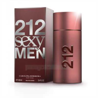 Nước hoa Carolina Herrera 212 Sexy Men 100ml