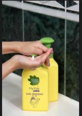 Sữa tắm trẻ em Greenfinger My Kids Wash 320ml