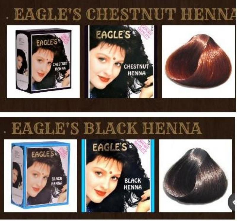 Bột nhuộm tóc thảo dược Earles Henna
