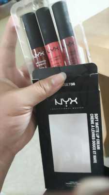 Bán Son NYX
