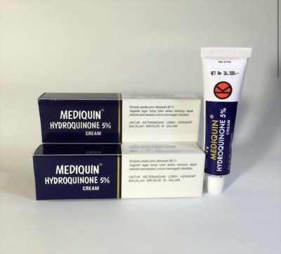 Kem Mediquin Kem Hydroquinone 5% trị thâm nám tàn nhang gốc sâu