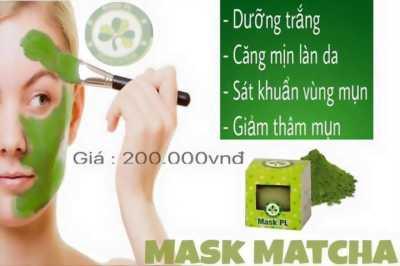 Mask Matcha Phụng Lai