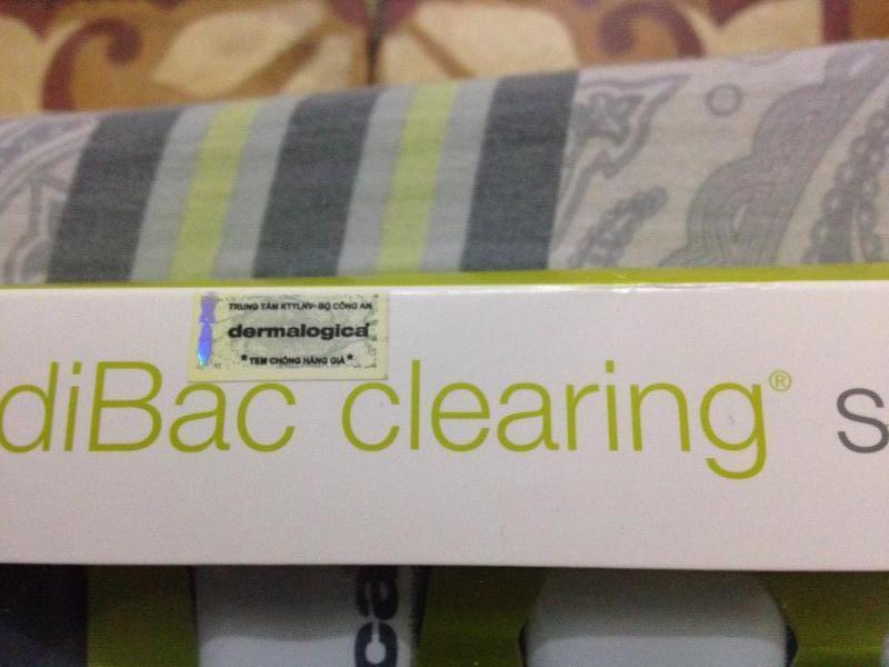 Cần bánBộ sản phẩm cho da mụn của dermalogica