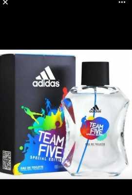 Nước hoa adidas team FIVE