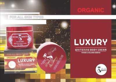 Kem Body 2 tầng Luxury trắng nhanh - an toàn