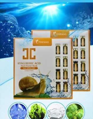 Mặt nạ Ốc Sên Hyaluronic Acid - Thái Lan