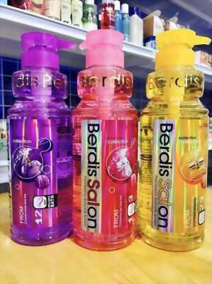 Sữa tắm gel Berdis Salon hương thơm dịu nhẹ