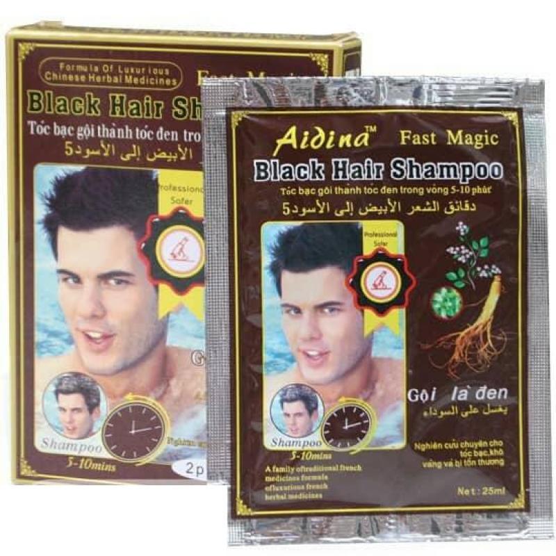 Dầu gội đen tóc Black Hair Thái Lan