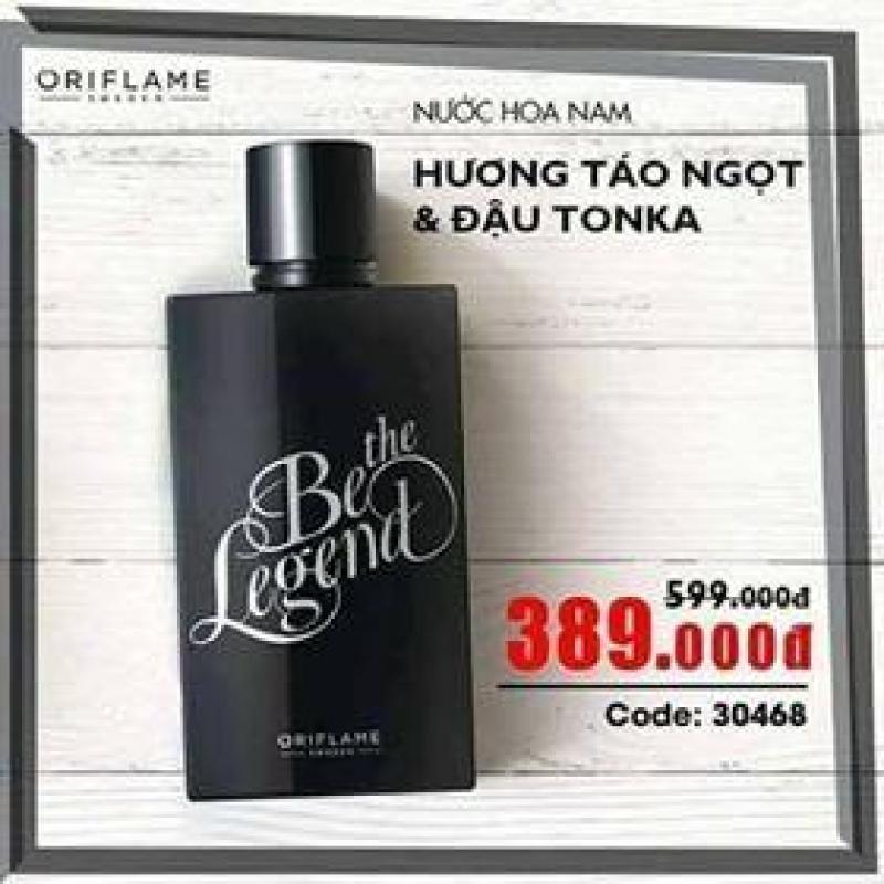 Nước Hoa Nam Be the Legend Eau de Toilette 30468