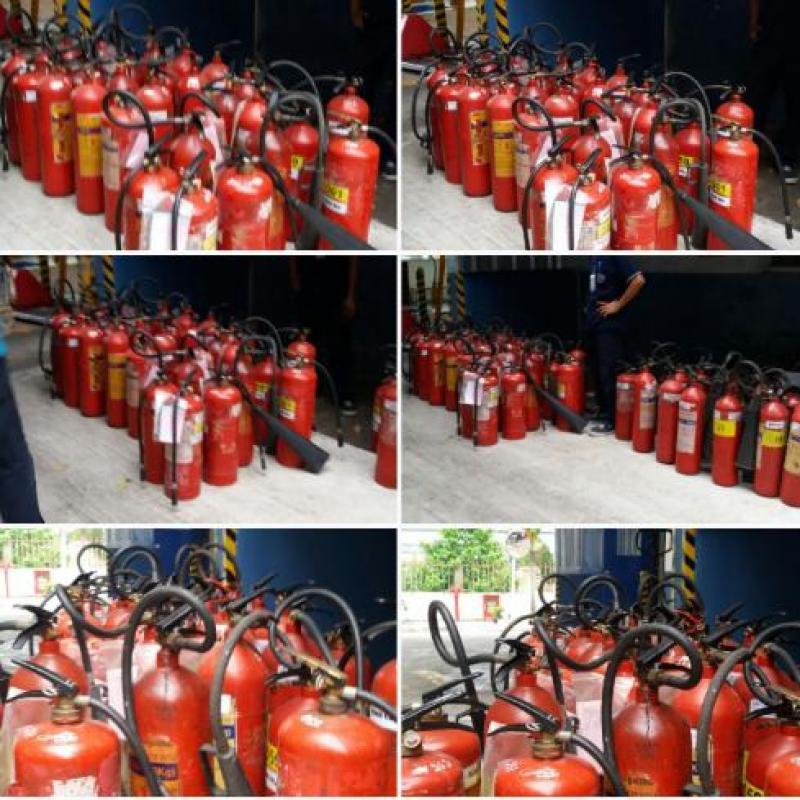 Nạp bình chữa cháy quận Tân Bình