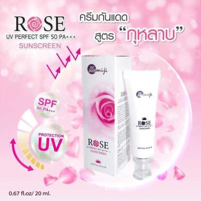 Kem chống nắng Rose UV Perfect