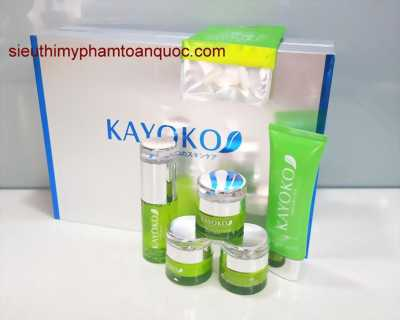 Kem trắng da, trị nám Kayoko (5in1) kết hợp làm trắng da, chống nhăn, chống lão hóa, bán buôn mỹ phẩm kayoko