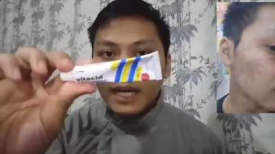 Kem Tretinoin 0.025% Retin A 0.025% Vitacid 0.025% (15gr)
