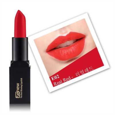 Son lì dưỡng, siêu mềm mượt - Benew Perfect Kissing Lipstick