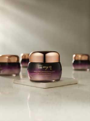 Kem chống nám đặc biệt cao cấp - My Gold Multi Capsule Cream 50ml