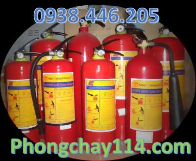 Địa chỉ nạp bình chữa cháy uy tín nhất tại tp HCM, gọi ngay 0938.446.205