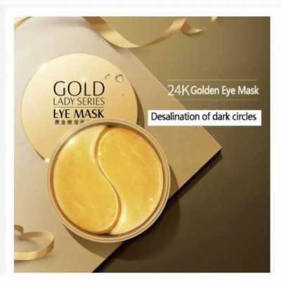 Mặt nạ đắp mắt Gold Lady Images chính hãng