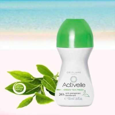 Thanh lăn khử mùi Activelle 50ml