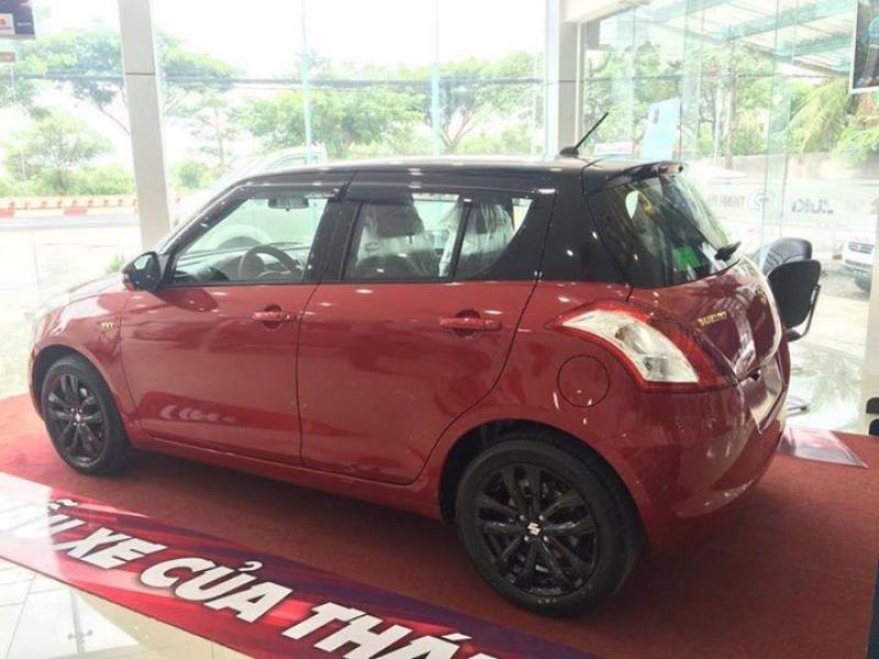 Xe 5 chỗ Suzuki Swift km 110.000.000VNĐ chỉ trong tháng 10