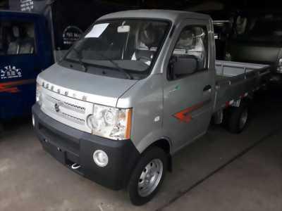 Xe tải nhẹ Dongben 870kg, hỗ trợ vay trả góp 80% xe.