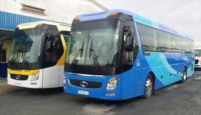 Hỗ trợ mua trả góp xe Thaco Universe TB120S,47chỗ