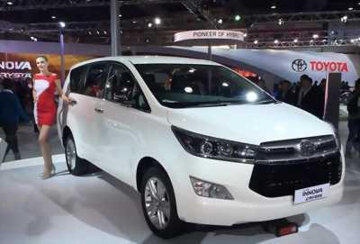 Sử dụng xe INNOVA 2018 chỉ với 180 triệu đồng
