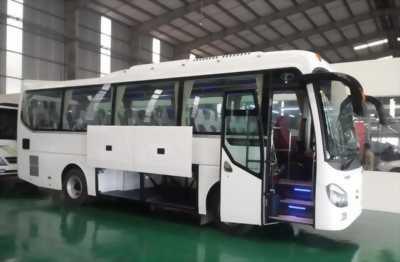 Khuyến mãi lớn khi mua xe khách 29 chỗ, Thaco Town