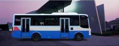 Đại lý chuyên bán Xe buýt Samco City, 47 chỗ (26CN,21CĐ