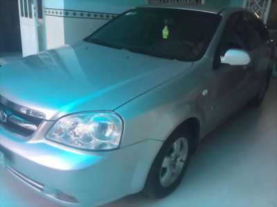 Bán xe Dewoo Lacetti Ex 2009