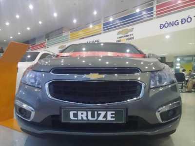 Chevrolet Cruze MY17 Hỗ Trợ Trả Góp Lên Tới 90% Giá Trị Xe