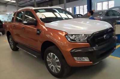 Giá Ford Ranger 2017, đại lý bán xe Ford Ranger giá tốt, khuyến mãi lớn