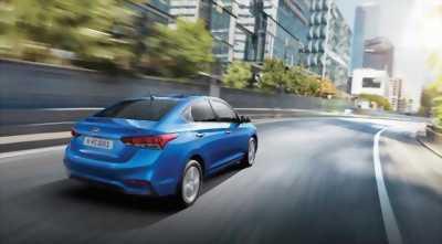 Accent - Mẫu xe gia đình tiện nghi, phong cách - Hyundai Võ Văn Kiệt