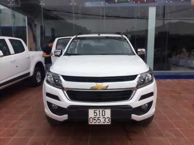 Chevrolet Colorado High Country 2017 mới