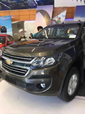 Chevrolet Colorado 2.8 LTZ Pickup 2017  Nhập khẩu chính hãng