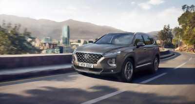 New Santa Fe - Xế hộp đẳng cấp dành cho quý ông lịch lãm Hyundai Võ Văn Kiệt