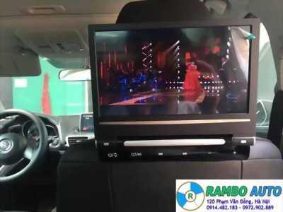 Màn hình gối giải trí cho xe ô tô tại Cầu Giấy Hà Nội - Rambo