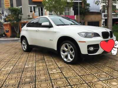 Em bán xe BMW X6 đời 2008 màu trắng sữa nhập Mỹ